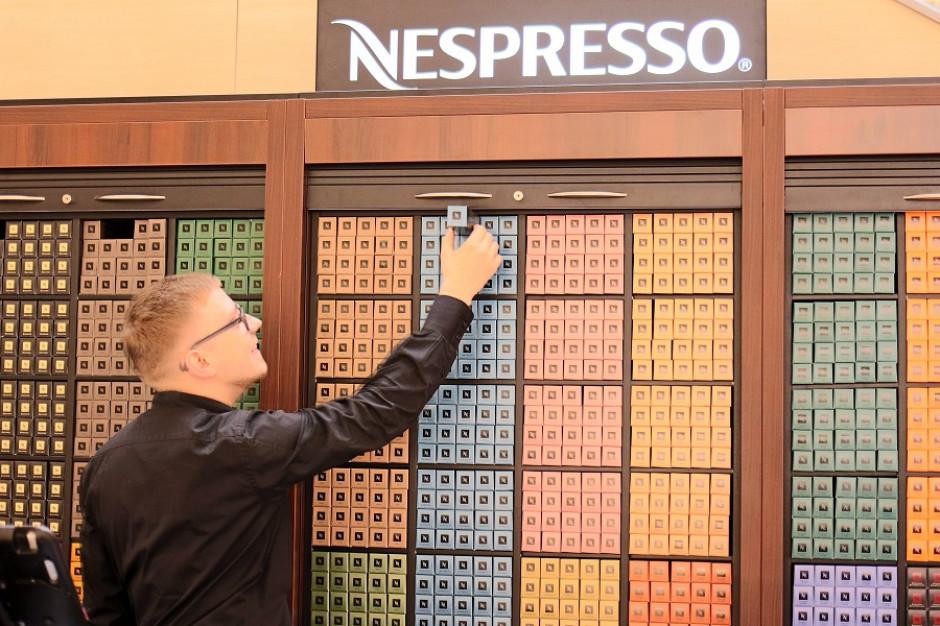 Nespresso otwiera kolejny pop – up w stolicy