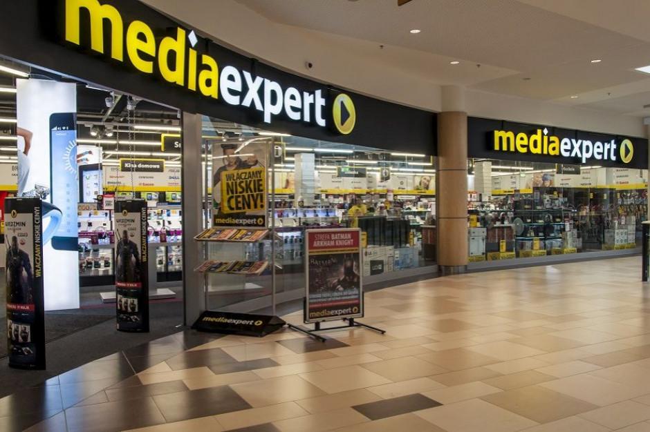 Intensywna ekspansja Media Expert. Sieć wchodzi do większych miast