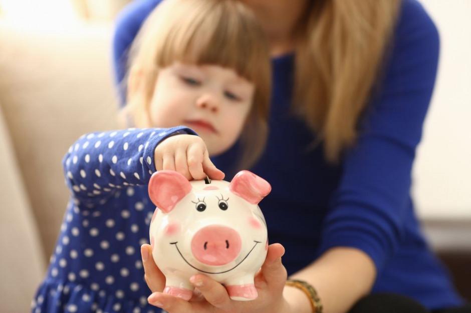 GfK: Co drugie dziecko w Polsce posiada oszczędności