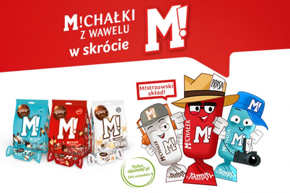 Nowa kampania Michałków marki Wawel