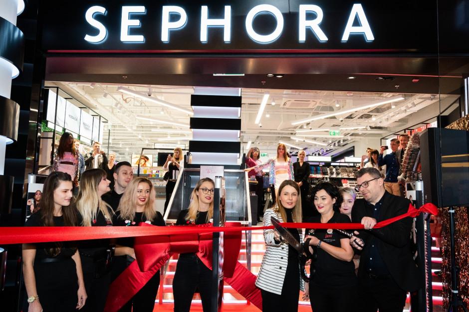 Sephora w nowym koncepcie rusza w Złotych Tarasach