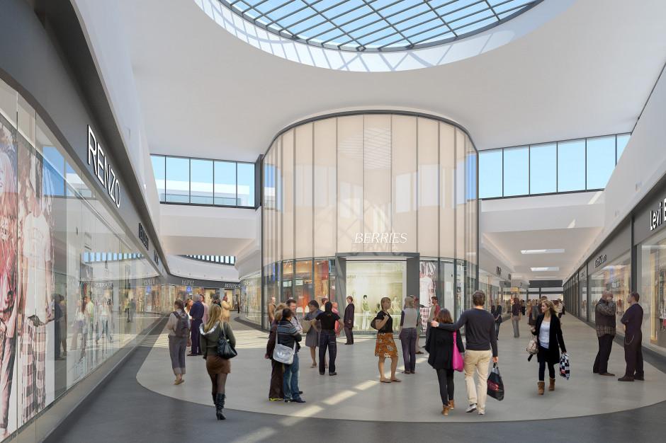 Budowa Galerii Karuzela w Białej Podlaskiej postępuje zgodnie z harmonogramem
