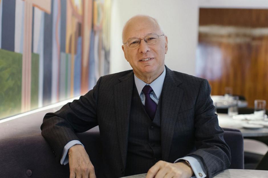 Chaim Katzman: E-commerce potrzebuje stacjonarnych sklepów