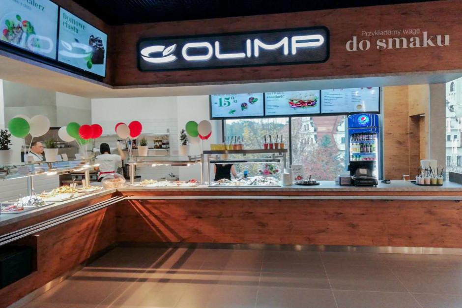 Sieć Olimp otworzyła 80. restaurację