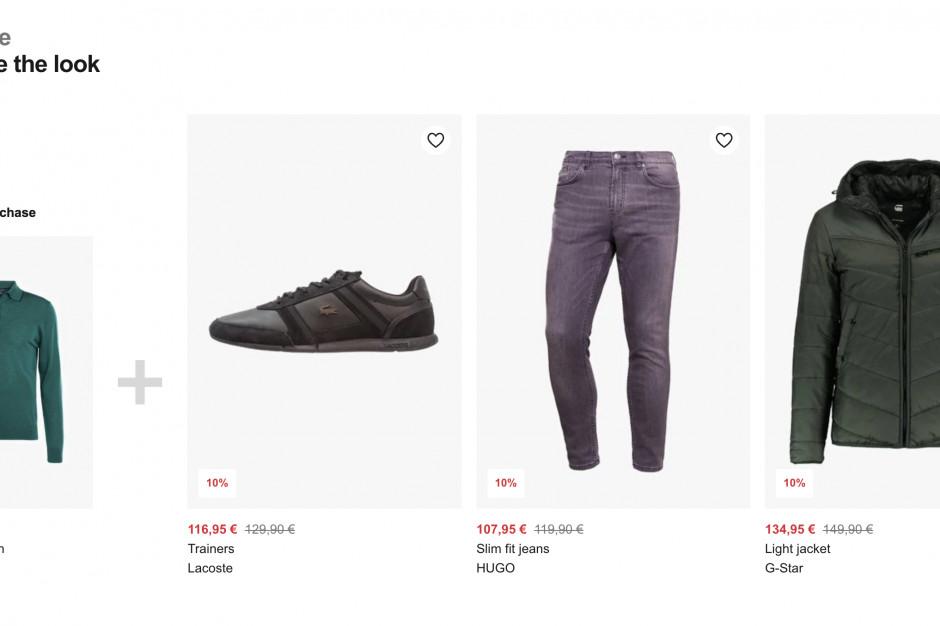 Inteligentny asystent mody wystylizuje klientów Zalando
