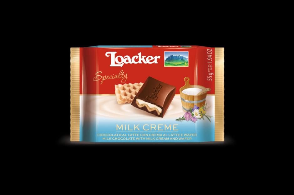 Czekolady Loacker Specialty w portfolio Index Food