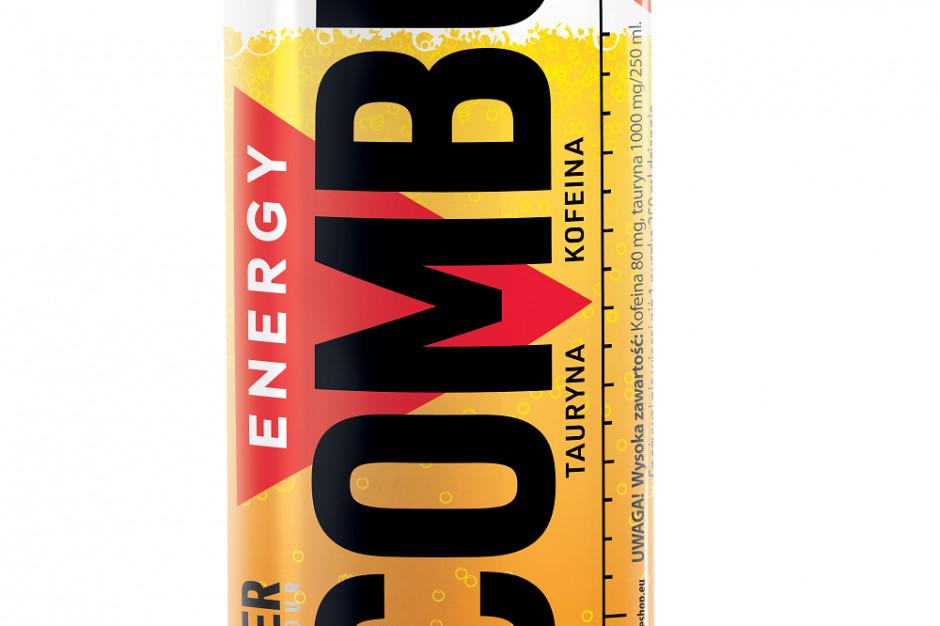 Napoje energetyczne Combu o smaku piwa i radlera