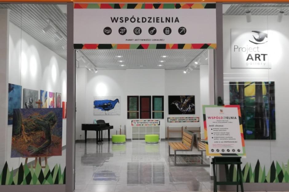 Galeria Łomianki oddaje jeden z lokali swoim klientom