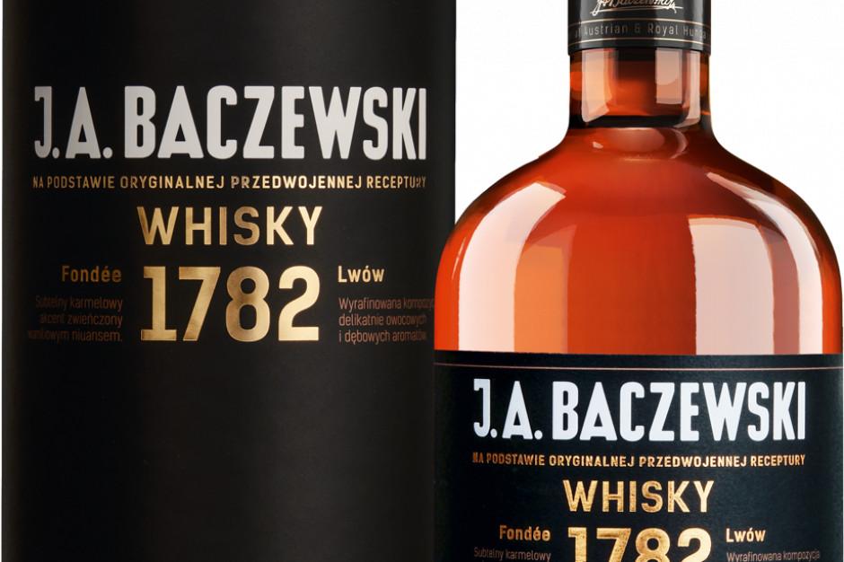 J.A. Baczewski Whisky od firmy Ambra