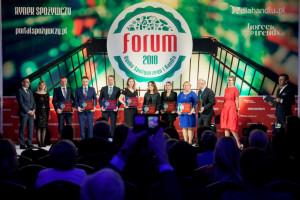FRSiH 2018: Wręczono Nagrody Rynku Spożywczego 2018