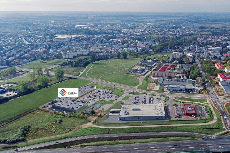 Startuje budowa Multiboksu obok Kauflandu w Płońsku