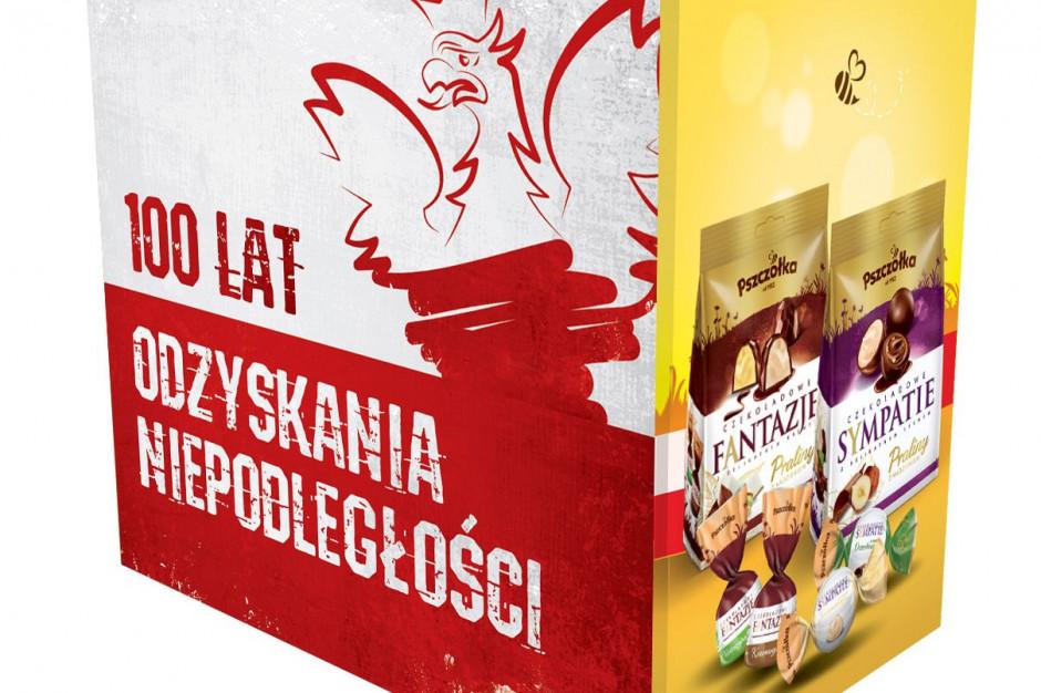 FC Pszczółka oferuje kuferek na 100 rocznicę niepodległości