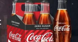 Coke Zero zamiast Coca-Coli w świątecznej kampanii