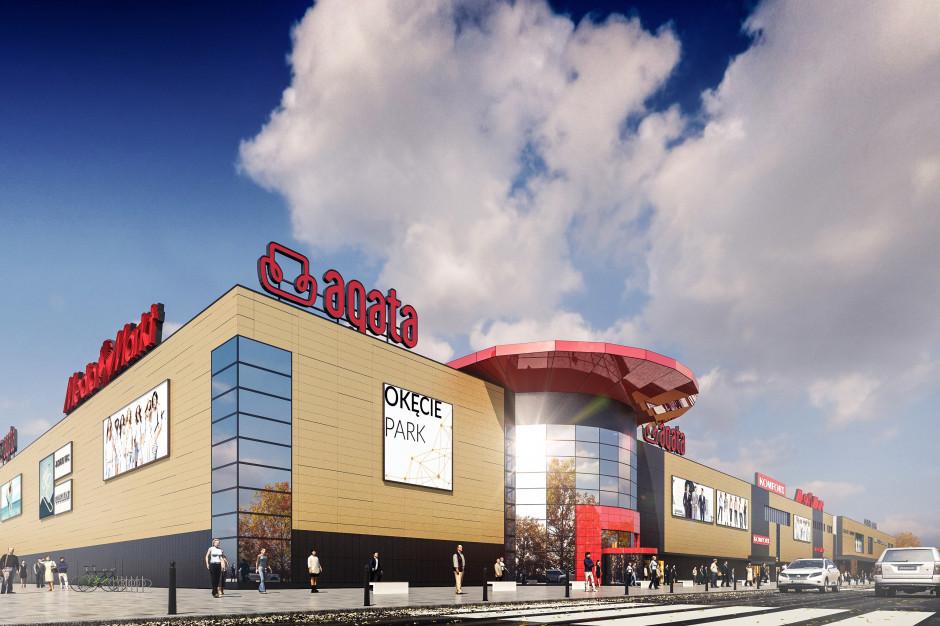 Centrum Krakowska 61 wkrótce zmieni nazwę na Okęcie Park