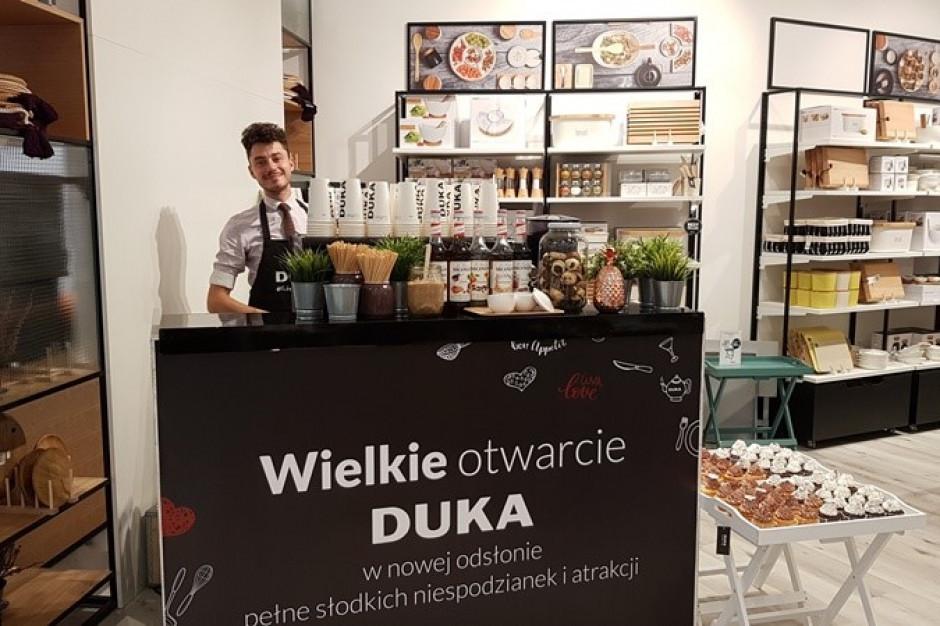 DUKA z 70. salonem w Polsce