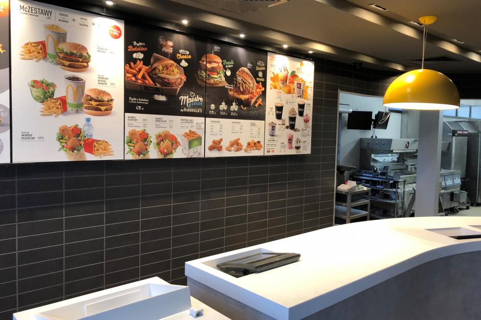 Pierwszy McDonald's w Lublinie rusza po modernizacji