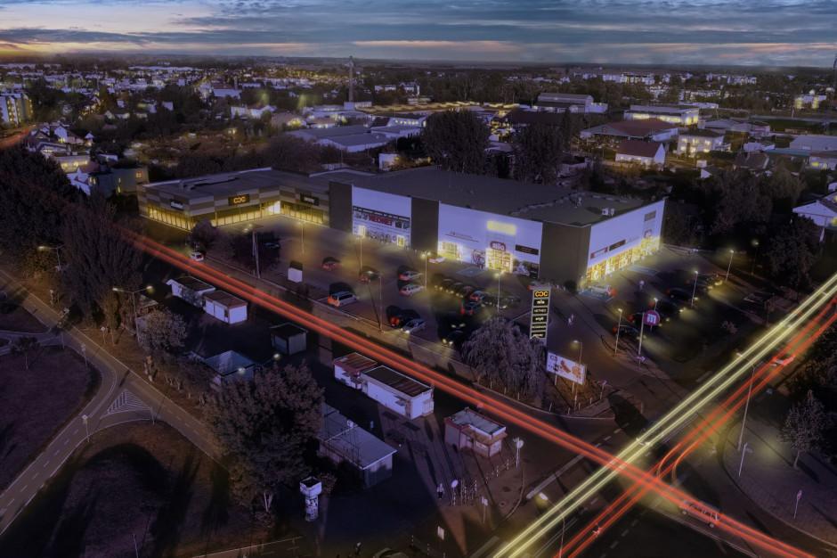 Centrum handlowe w Wągrowcu czeka rozbudowa. Sinsay wśród nowych najemców