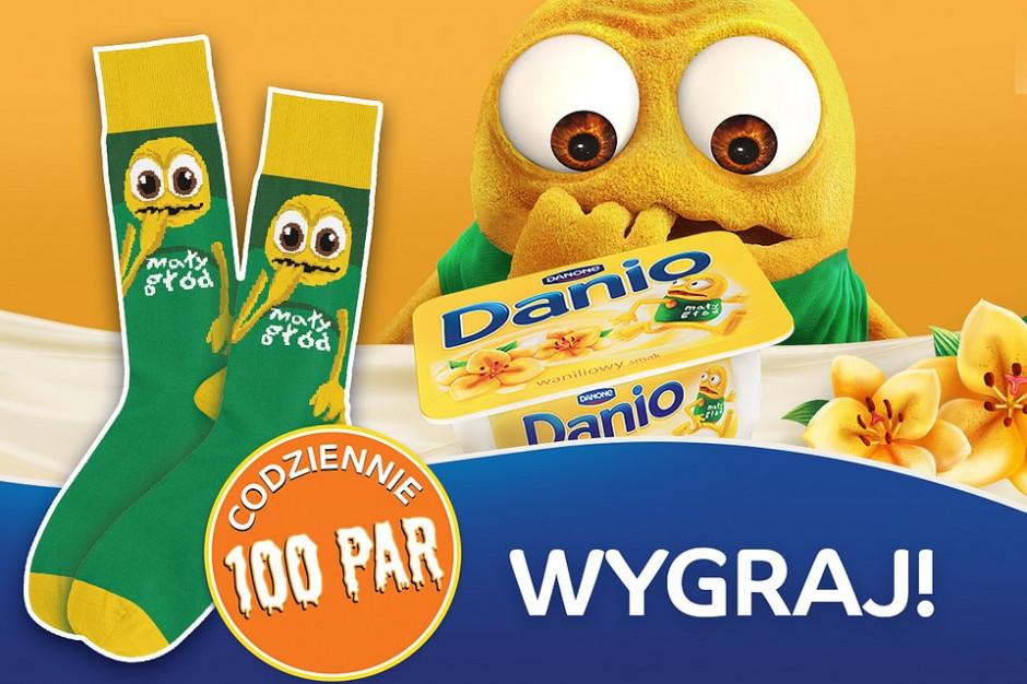 Serki Danio z nową kampanią i konkursem