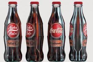 Nuka-Cola - wirtualny napój trafił na sklepowe półki
