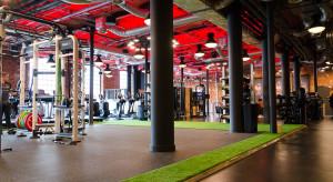Designerski klub fitness w łódzkiej Manufakturze