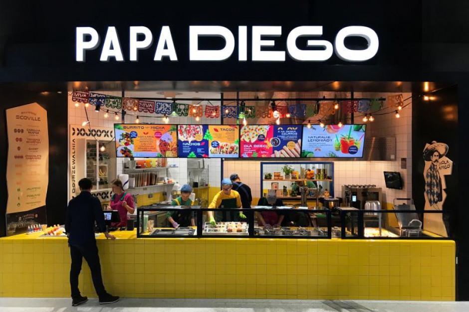 Ruszył pierwszy lokal Papa Diego, sieci rozwijanej przez Agorę