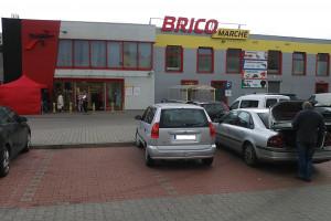 Bricomarché ze sklepem w Dąbrowie Górniczej