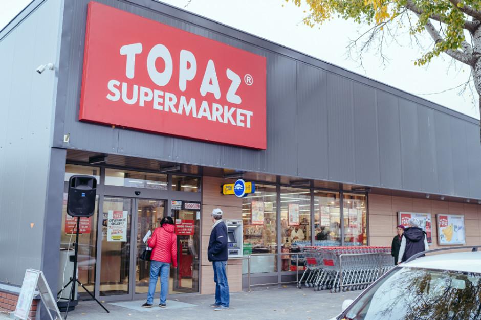 Sieć Topaz otworzyła ósmy sklep w Warszawie (galeria)