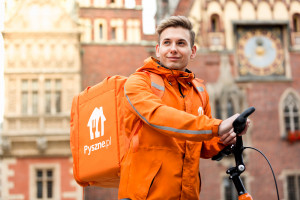 Pyszne.pl z ponad milionem zamówień w październiku