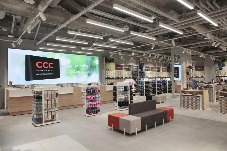Haitong Bank: CCC ma szanse na wzrost udziałów w europejskim rynku obuwniczym
