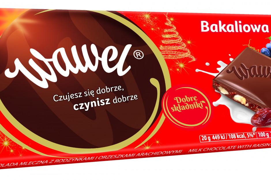 Czekolada Bakaliowa od marki Wawel