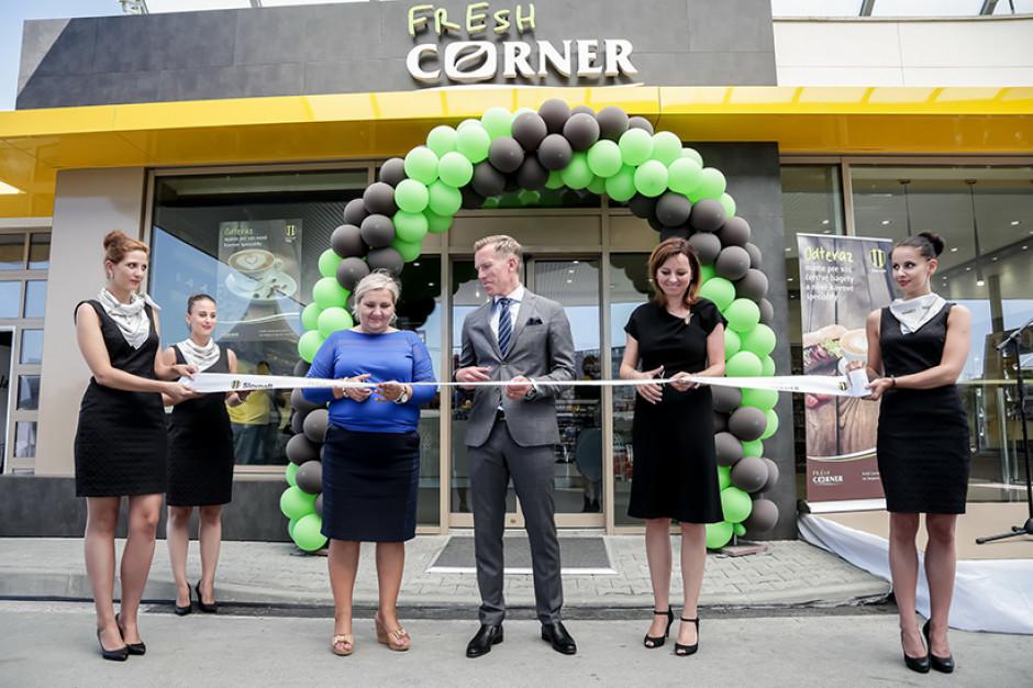 Czy Grupa MOL wprowadzi do Polski koncept Fresh Corner?