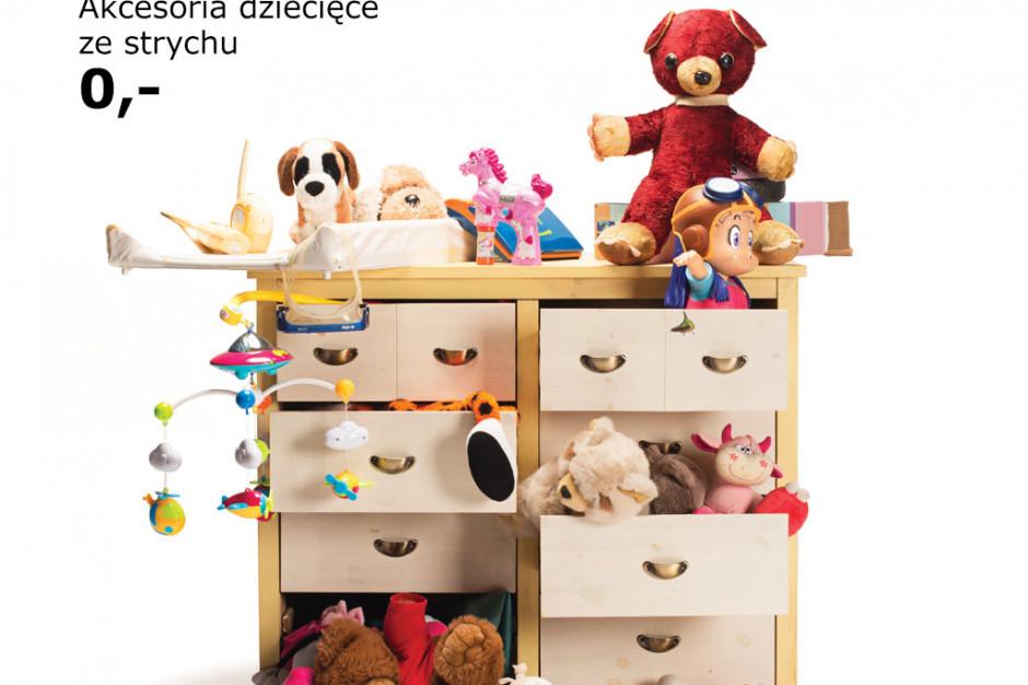 IKEA organizuje kampanię, by zachęcać do rozsądnego korzystania z zakupionych przedmiotów