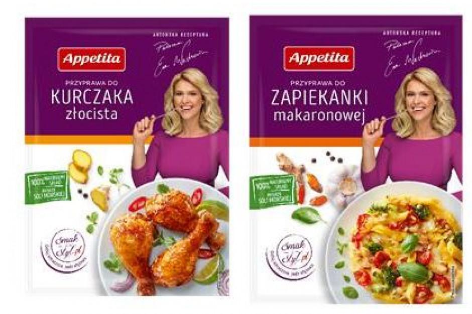 Nowość od marki Appetita – autorskie mieszanki Ewy Wachowicz