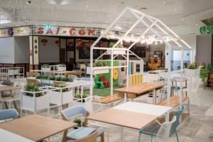 Nowy foodcourt w Centrum Handlowym Bielawy