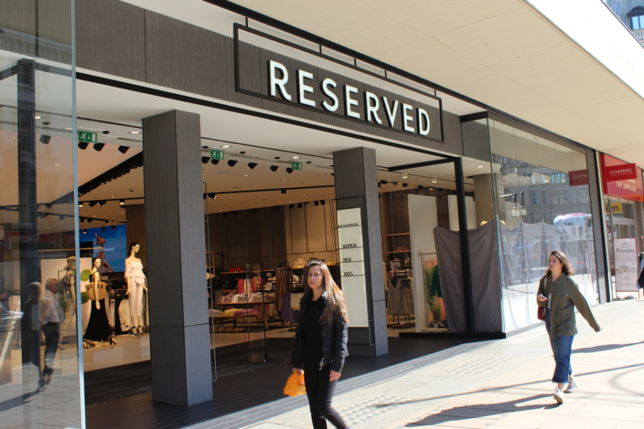 Marka Reserved stworzyła kolekcję sylwestrową we współpracy z brytyjskim Vogue