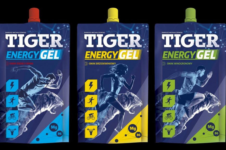 Energetyk w żelu od marki Tiger