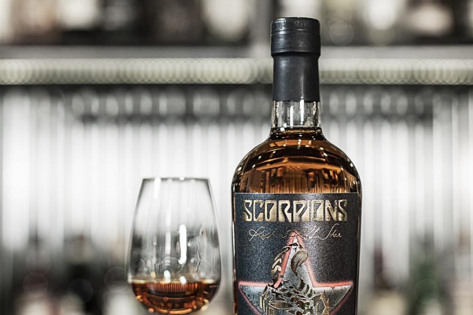 Whisky zespołu Scorpions dotarła do Polski