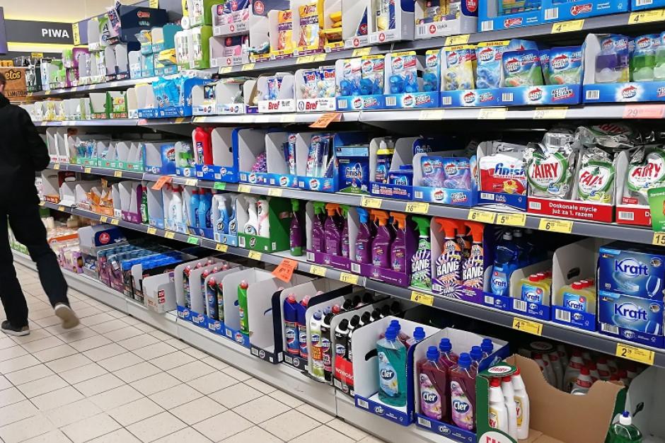 Analiza: Polskie wersje detergentów i kosmetyków są uboższe od niemieckich
