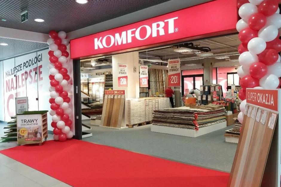 Sieć Komfort przejmuje konkurenta w Rumunii