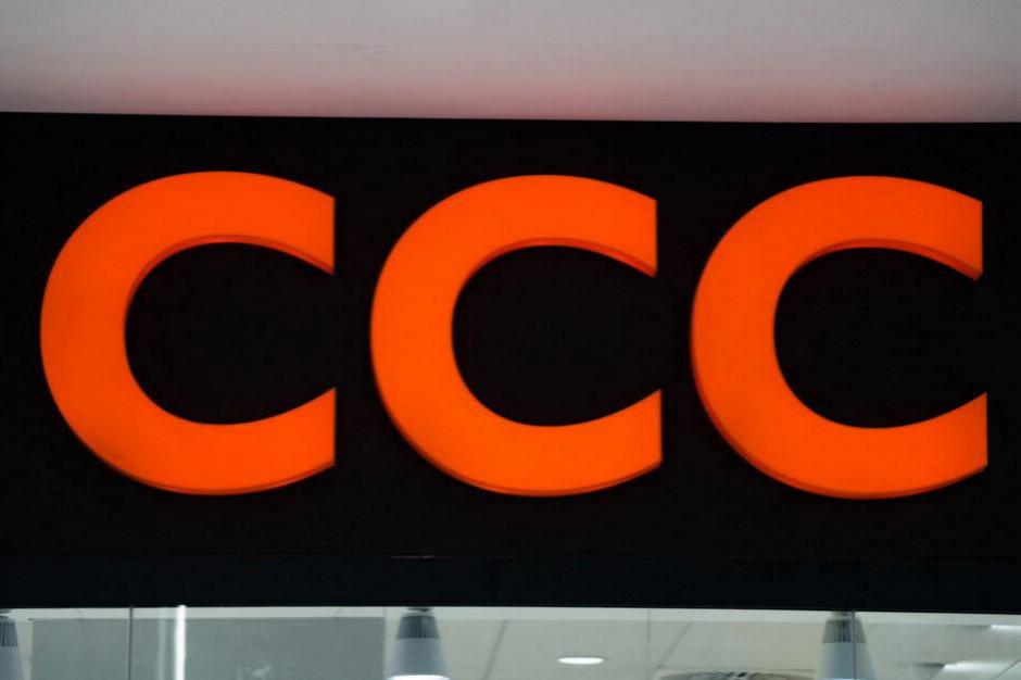 CCC z dwucyfrowym wzrostem przychodów