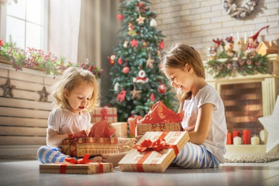 W okresie świątecznym rodzice przeznaczają na zabawki dla dzieci ok. 500 zł