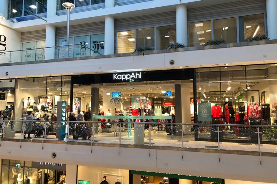 Nowy sklep KappAhl w Blue City