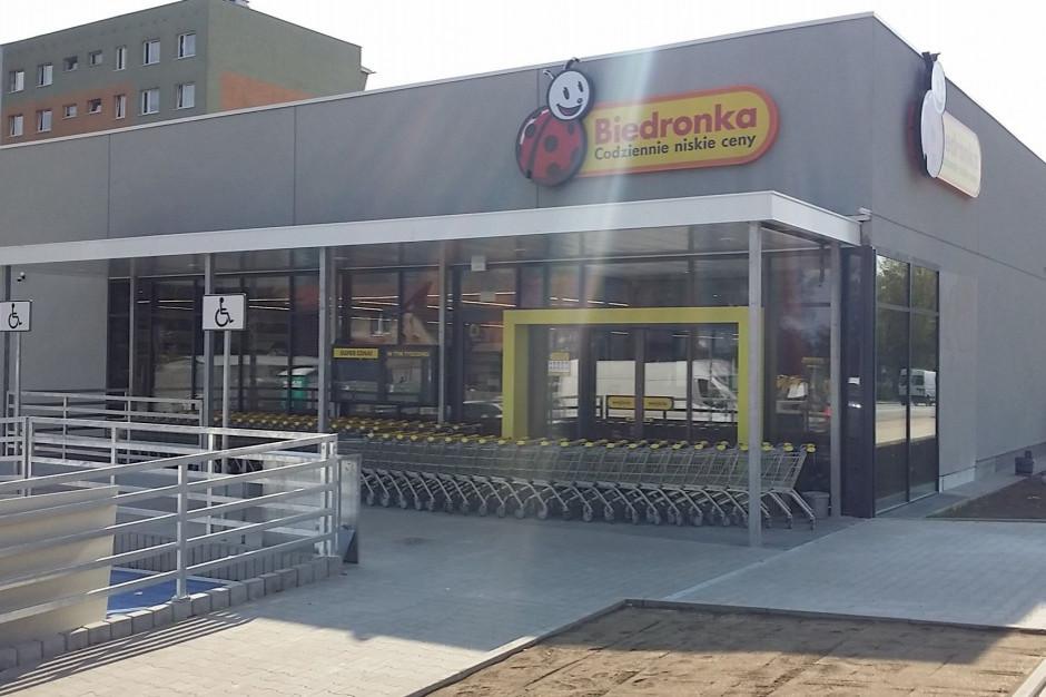 Już ok. 2500 sklepów pod szyldem Biedronka działa w koncepcie 2.0