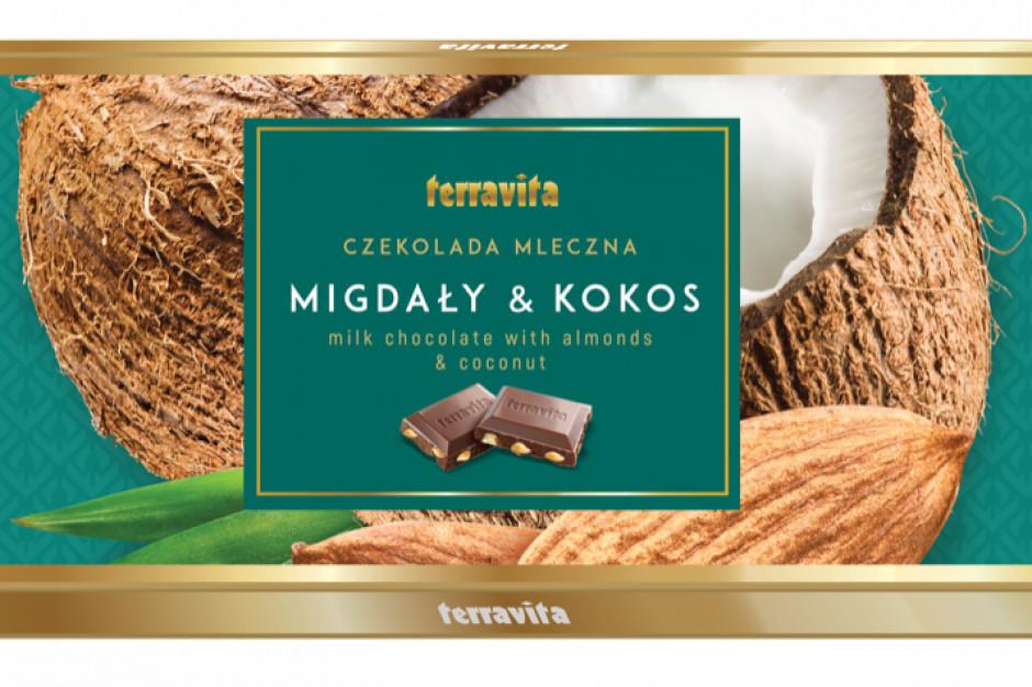 Nowa linia czekolad marki Terravita