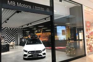 W Posnanii ruszył Concept Store dealera marki Mercedes-Benz