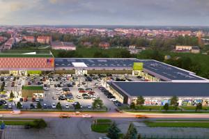 Galeria Metro Kwidzyn z pozwoleniem na budowę