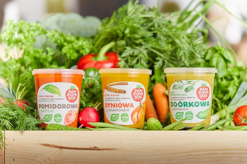 Pan Pomidor zmienia identyfikację wizualną