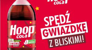 Startuje świąteczna kampania markiHoop Cola