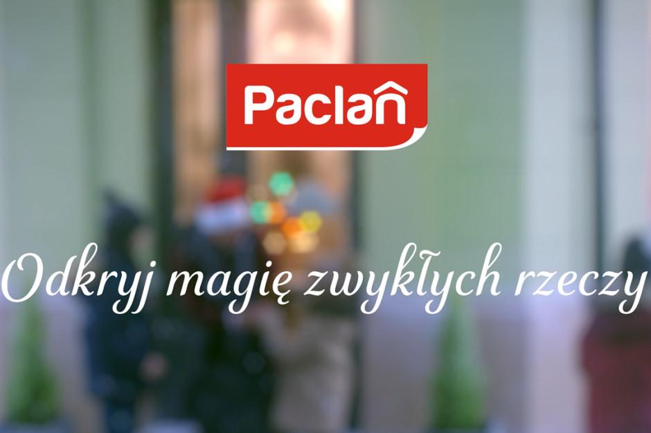 """Paclan promuje się spotem """"Odkryj magię zwykłych rzeczy"""""""