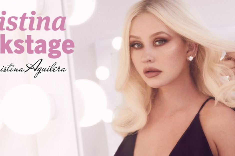 Christina Aguilera twarzą linii akcesoriów do włosów Lidla